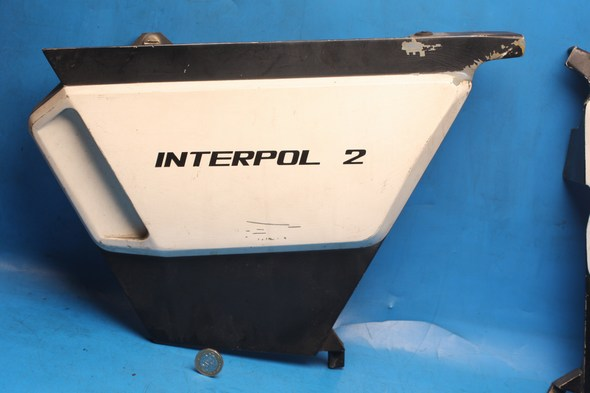 Side panel right hand used Norton Interpol 2 92-1321