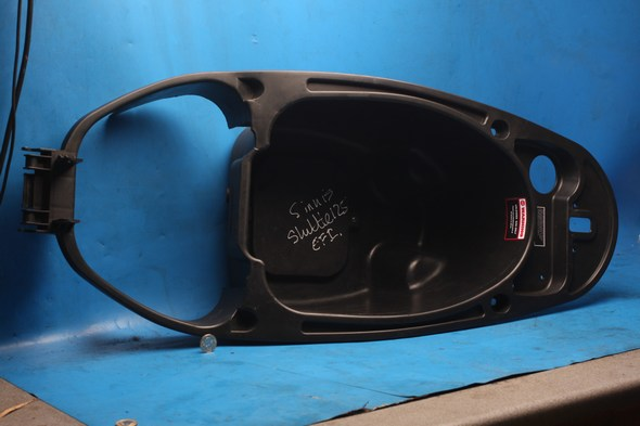 underSeat bowl Used Sinnis Shuttle125EFI