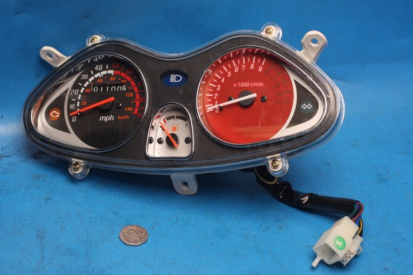 Clocks Sinnis Shuttle 125EFI used