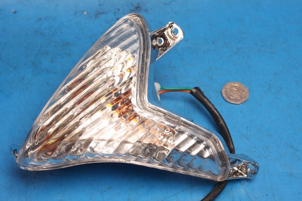 Indicator front left hand Sinnis Shuttle 125EFI used