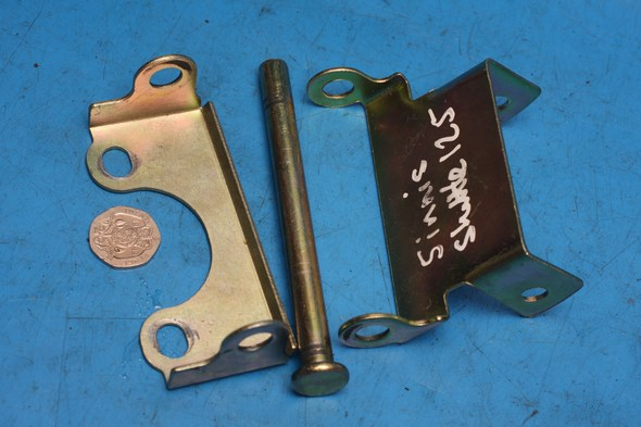 Seat hinge Sinnis Shuttle 125EFI used