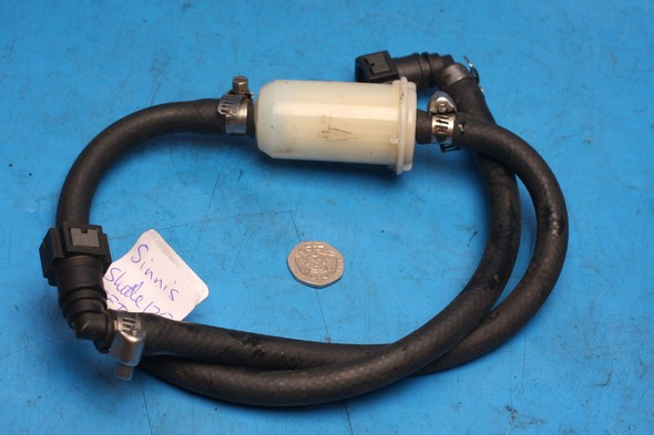 High pressure hose (quick detatch) Sinnis Shuttle 125EFI used
