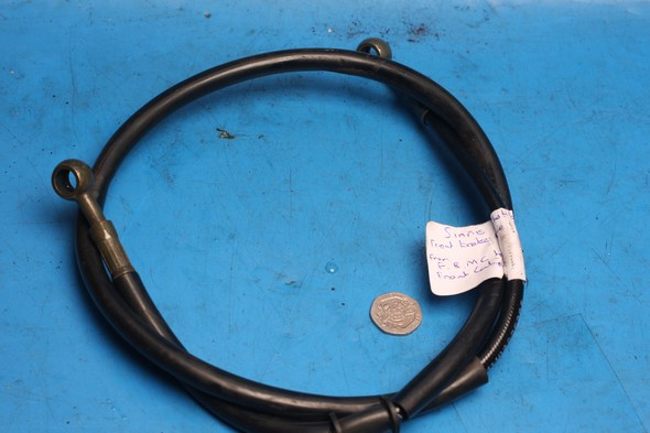 Brake hose F. M. Cyl. to F. Caliper Sinnis Shuttle 125EFI used