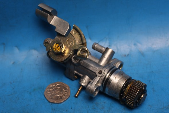 Oil pump Used Adly Fun50