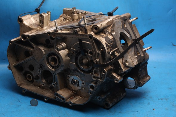 Crankcases used Hyosung Comet GT125R 2007