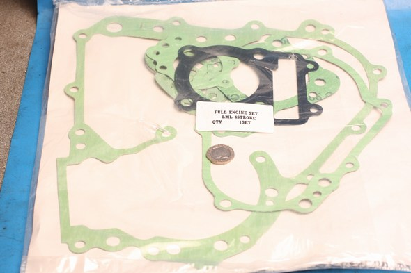 engine Gasket set for LML 4stroke