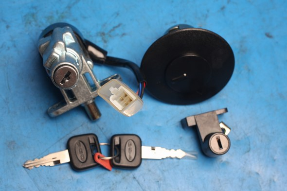Lockset PGO Bigmax50 and Bigmax90 P25510040001