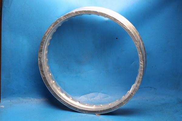 Wheel rim aluminium 2.50 x17 36 spoke front Hartford VR200