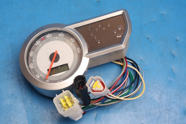 Speedometer assembly / Clocks Generic Trigger50 SM