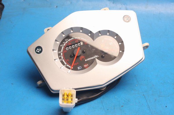Speedo / clocks Generic XOR50 45kmph model 70000BN0T003