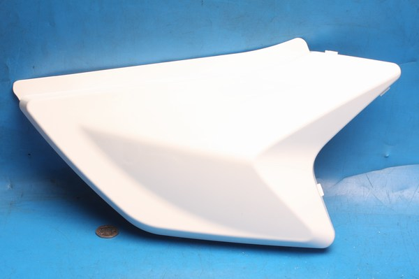 Side panel right hand in white KSR-Moto Generic Worx125