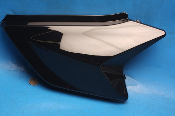 Side panel right hand in black KSR-Moto Generic Worx125