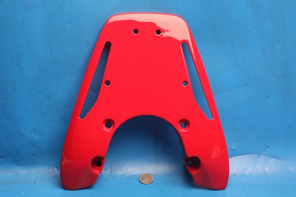Rear rack grab rail in red Generic Race125 GT Race50GT -VA4