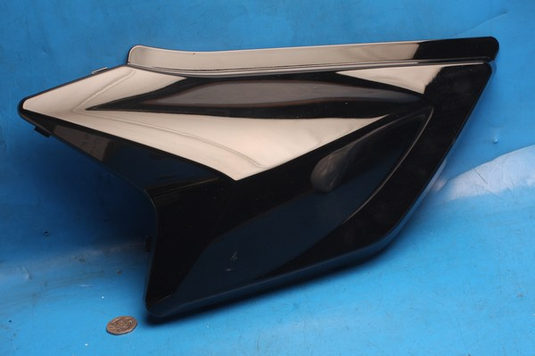 Side panel left hand in black KSR-Moto Generic Worx125