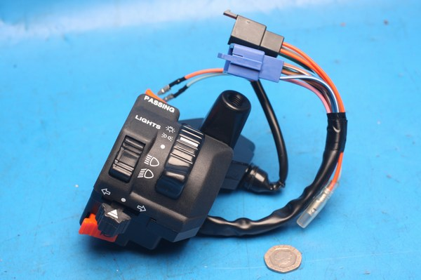 Switch assembly left hand side PGO Trex125 Trex50 C1546102000