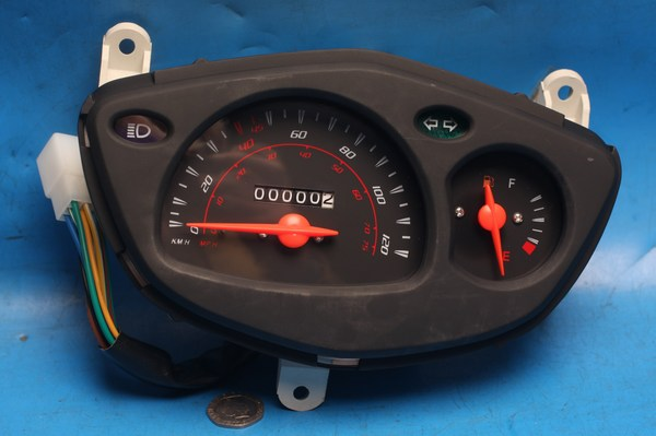 Speedo assembly / clock Motoroma Lambros125 G01D29001C