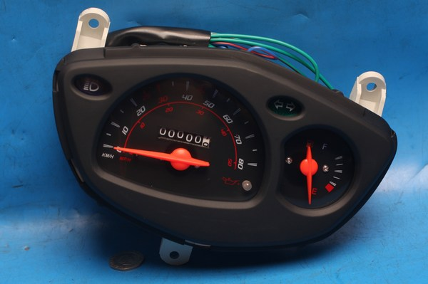 Speedo assembly / Clocks Motoroma G10 G01D29001A