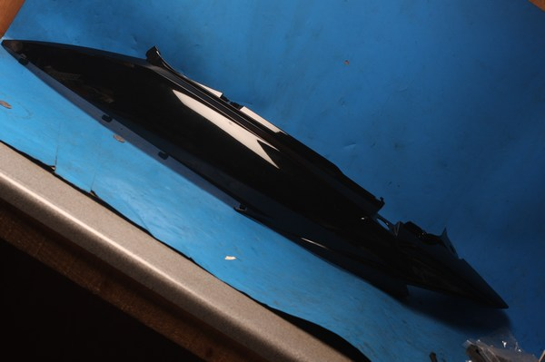 side panel L/H Black for Suzuki, 110NE ADDRESS, 2016,