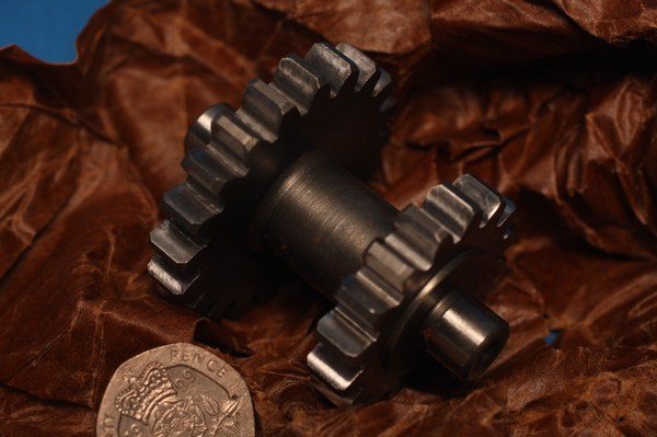 gear starter idler gear New Trigger125E - Click Image to Close