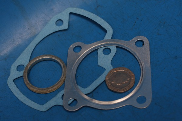 top gasket kit big bore incomplete Peugeot speedfight