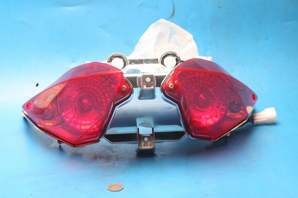 Rear light / tail lamp assembly KSR-Moto / Generic Soho125