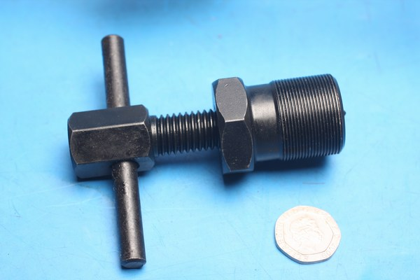 Flywheel puller 27mm x 1.0 right hand thread 0750-00006