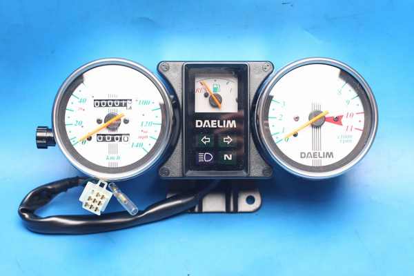 Speedo assembly Daelim VS125 Evolution 37100-BA3-RZ00