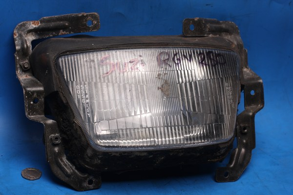 Headlight used RGV250