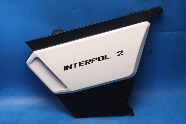Side panel right hand used Norton Interpol2 (IP2) 92-1321