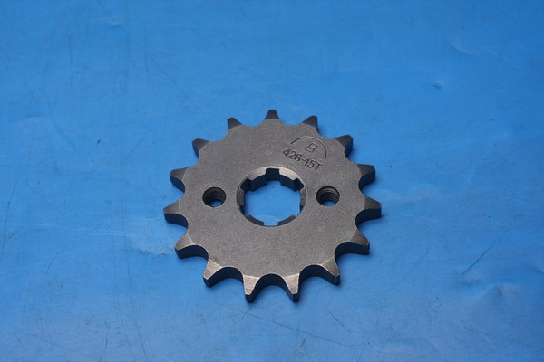 Front sprocket genuine Motoroma SK125 equivalent to JTF1264x15