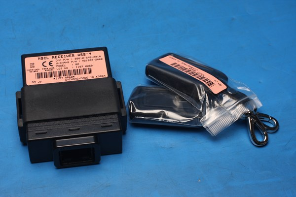 Keyset, smart keyless ignition Daelim S3 125 Steezer S S3 250