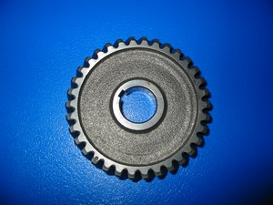 Driven gear 34 teeth 2533002000051