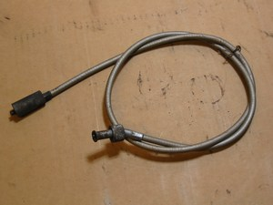 Speedometer cable used Kawasaki KH125