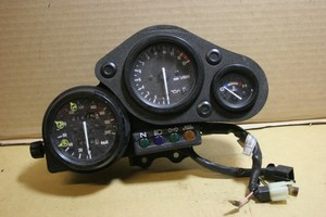 Clocks Instrument panel