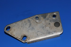 Silencer mounting bracket right hand Norton 92-0897 used