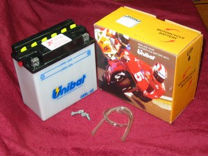 CB9LA2 Motorcycle battery