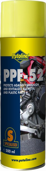 PPF52 Weather protection spray 500ml