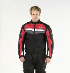 Mirage Textile Jacket Red/Black/White 2XL