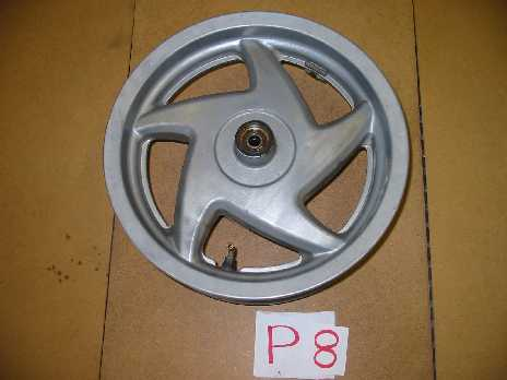 Front wheel Honda Pantheon FES125