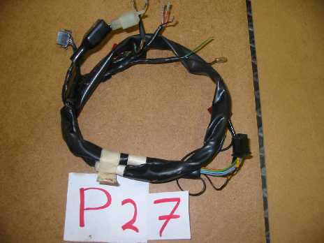 Harness front Honda Pantheon 125