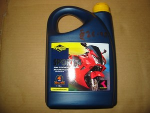 Sport 4 4l 15w/50 Technomoto Semi Synthetic 4 stroke engine oil