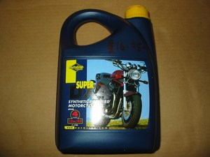 Super DX4 4l 10w/40 Semi-synthetic four stroke engine oil