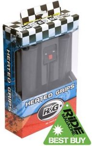 R & G heated grips new