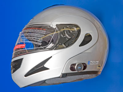 RS101 Bluetooth helmet Small Silver
