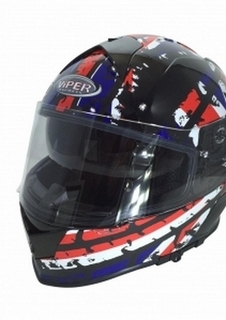 RSV8 Union Jack Large Helmet new