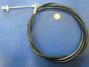 Rear brake cable Hyosung SF50 new