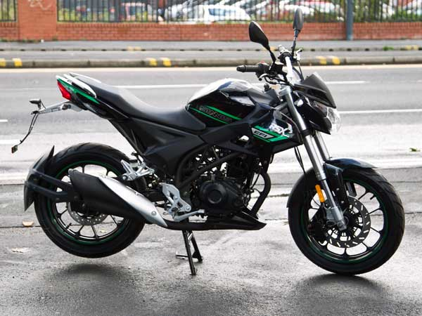 Sinnis RSX125 EFI new Euro 4