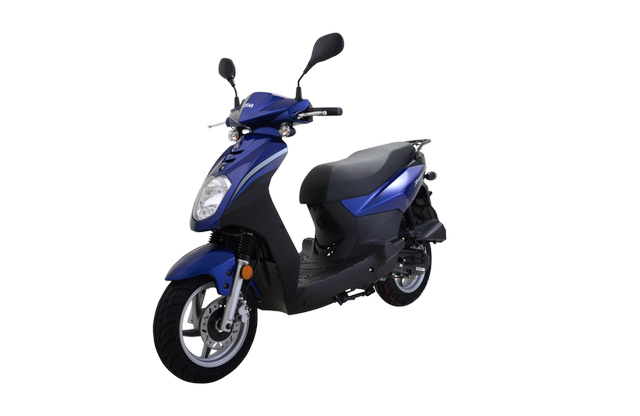 Sym Symply 50 Blue