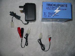 Tricklemate Auto battery charger 706001 new