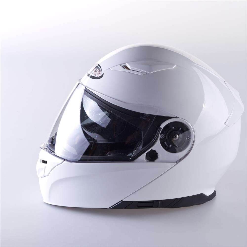 RSV445 Flip Front Safety Helmet White Small New